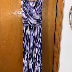Jennifer Lopez maxi dress size M